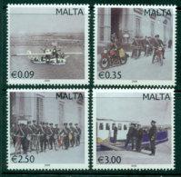 Malta 2009 Vintage Postal Transport MUH Lot23582 - Malta