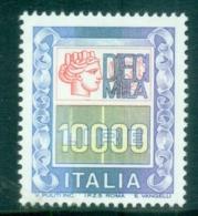 Italy 1983 Italia Type 10000l MUH - Unclassified