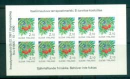 Finland 1990 Berries Booklet MUH Lot67147 - Finland