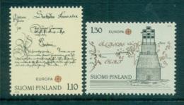 Finland 1979 Europa, Communications MUH Lot65719 - Finland
