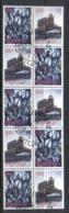 Faroe Is 1995 Church Of Mary Booklet Pane FU - Finland