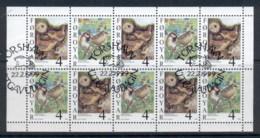 Faroe Is 1999 Birds Booklet Pane FU - Finland