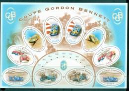 France 2005 Gordon Bennet Cup MS MUH Lot80127 - France