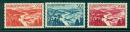 Saar 1948 Air Mail MLH Lot38525 - 1947-56 Protectorate