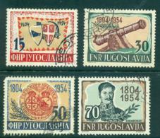 Yugoslavia 1954 Serbian Insurrection FU Lot40448 - Yugoslavia