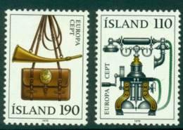 Iceland 1979 Europa MUH Lot15288 - 1944-... Republic