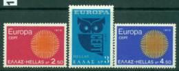 Greece 1970 Europa MUH Lot15391 - Greece