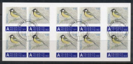 Switzerland 2007 Birds 100c Booklet CTO - Switzerland