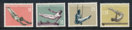 Liechtenstein 1957 Sports, Gymnastics MLH - Liechtenstein