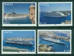 Malta 2008 Maritime Cruise Liners MUH Lot23576 - Malta
