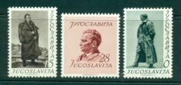 Yugoslavia 1952 Tito's Birthday MLH Lot40434 - Yugoslavia
