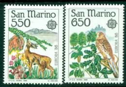 San Marino 1986 Europa MUH Lot15973 - Unused Stamps