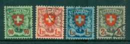 Switzerland 1933 Arms FU Lot59072 - Used Stamps