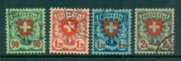 Switzerland 1933 Arms FU Lot59072 - Switzerland