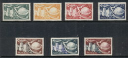 Monaco 1949-50 UPU 75th Anniv. MUH - Monaco
