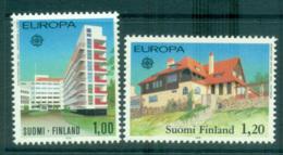Finland 1978 Europa, Architecture MUH Lot65688 - Finland