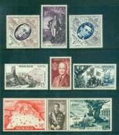 Monaco 1956 FIPEX Stamp Ex (strip Hinge Renforced) MLH Lot50110 - Unclassified