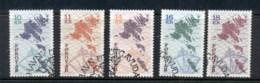 Faroe Is 1996-98 Coastline & Map FU - Finland