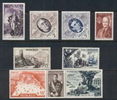 Monaco 1956 Philexfrance MUH - Unclassified