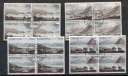 Faroe Is 1984 Landscapes Blk4 FU - Finland