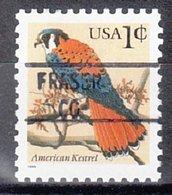 USA Precancel Vorausentwertung Preo, Locals Colorado, Fraser 895 - Vereinigte Staaten