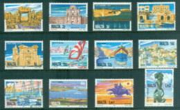 Malta 1991 Tourism, Views MUH - Malta