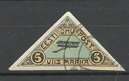 Estland Estonia 1920 Michel 14 O - Estonie