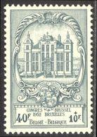 Belgie Belgique  1952 OCBn° 891 (*) MLH  Cote 130 Euro Kasteel Château Beaulieu - Belgique