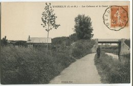 Vignely - Canal And Chalets - Autres Communes