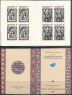France 1961 Welfare,Red Cross Booklet MUH - France
