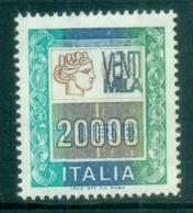 Italy 1987 Italia Type 20000l MUH - Unclassified