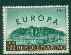 San Marino 1961 Europa MUH Lot15948 - San Marino
