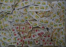 België 2008 Bloemen Fleurs - 1000 Zegels/timbres - Timbres