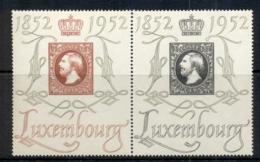 Luxembourg 1952 Stamp Centenary Pr MUH - Luxembourg