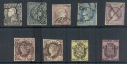 Spain 1950's On Assorted Oddments, Small Faults - 1931-Today: 2nd Rep - ... Juan Carlos I