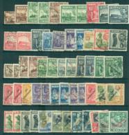 Malta 1938-48 KGVI Assorted Oddments MLH/FU Lot68311 - Malta