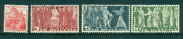 Switzerland 1938, Lugarn, Federal Pact, Diet Of Stans, Citizen's Voting FU Lot59076 - Used Stamps