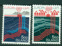 Iceland 1983 Europa MUH Lot15773 - Unused Stamps