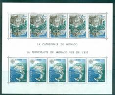 Monaco 1978 Europa, Architecture MS MUH Lot65712 - Monaco