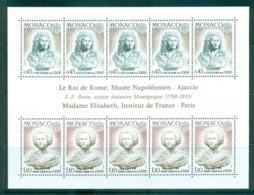 Monaco 1974 Europa, Sculpture MS MUH Lot65599 - Monaco