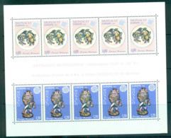 Monaco 1976 Europa, Pottery MS MUH Lot65651 - Monaco
