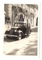 Petite Photo Ancienne 7x10 Cm D'une Automobile De Type MATFORD Ou Hotchkiss à Confirmer - Automobile