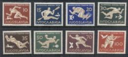 Yugoslavia 1956 Summer Olympics, Melbourne MLH - Yugoslavia
