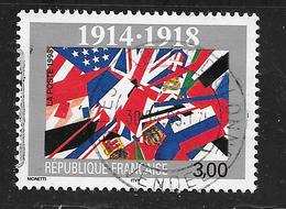 FRANCE 3196 80 ème Anniversaire De L'Armistice De La Guerre 1914 1918. - France