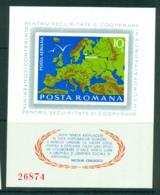 Romania 1975 ESEE IMPERF MS MUH Lot57455 - 1948-.... Republics