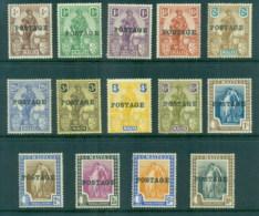 Malta 1926 Allegory Malta Opt Postage(2/6d Tones) MLH - Malta