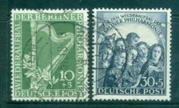 Germany Berlin 1950 Berlin Philharmonic Orchestra FU Lot70419 - Unclassified