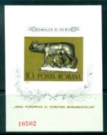Romania 1975 Romulus & Remus IMPERF MUH Lot57452 - 1948-.... Republics