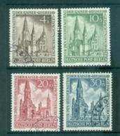 Germany Berlin 1953 Kaiser Wilhelm Memorial Church FU Lot70427 - Unclassified
