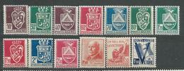 ALGERIE  LOT  N°  184  **  TB - Algérie (1924-1962)